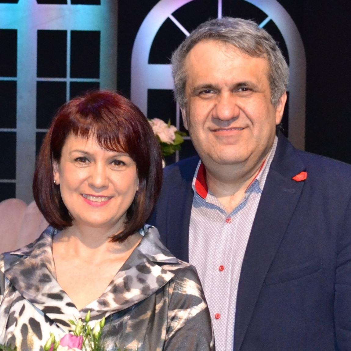 Traian & Corina Sandor-Martin